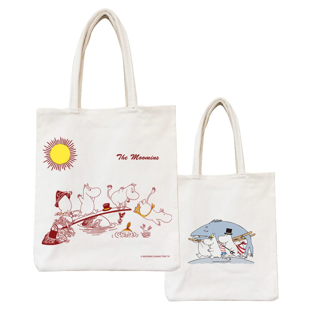 YOSHI850|Moomin嚕嚕米正版授權:野餐包【07 The Moomins】