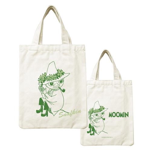 YOSHI850 Moomin嚕嚕米正版授權:野餐包【11 Snufkin】