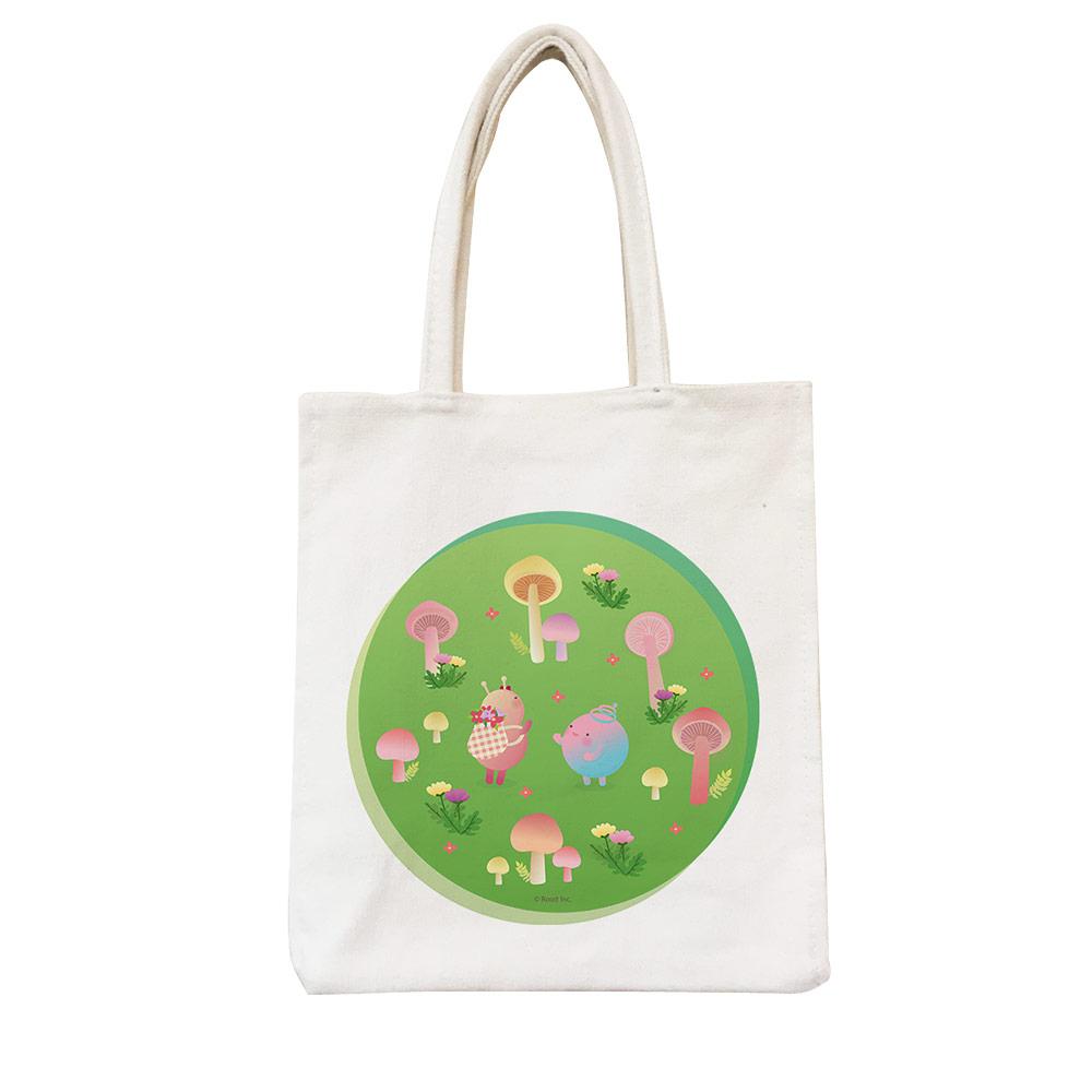 YOSHI850|新創設計師 - 沒個性星人Roo:野餐包【01 綠園冒險】