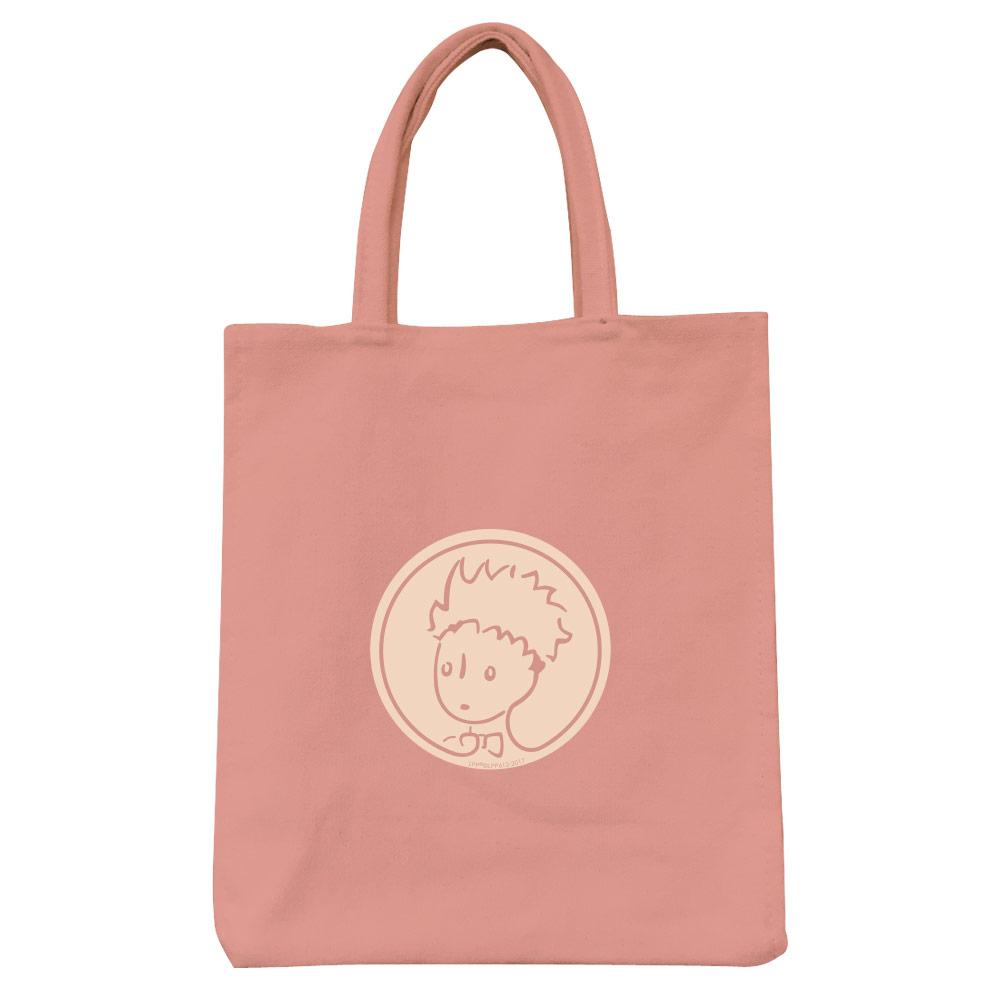 YOSHI850 小王子經典版授權:彩色野餐包【05 玫瑰花園(粉紅)】