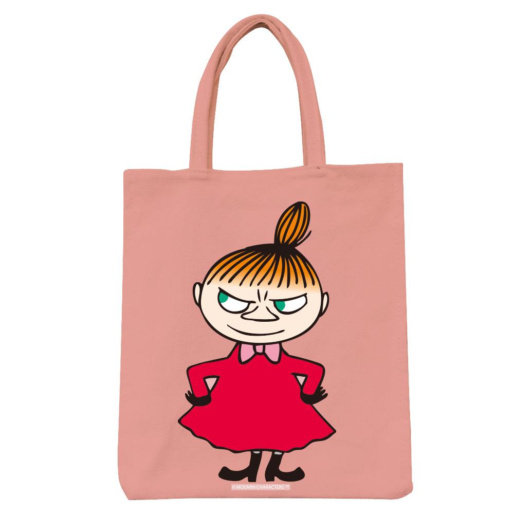 YOSHI850|Moomin嚕嚕米正版授權:彩色野餐包【04 Liitle My (粉)】