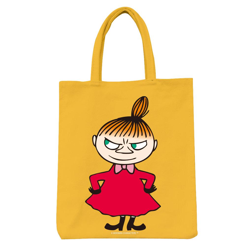 YOSHI850|Moomin嚕嚕米正版授權:彩色野餐包【04 Liitle My (黃)】