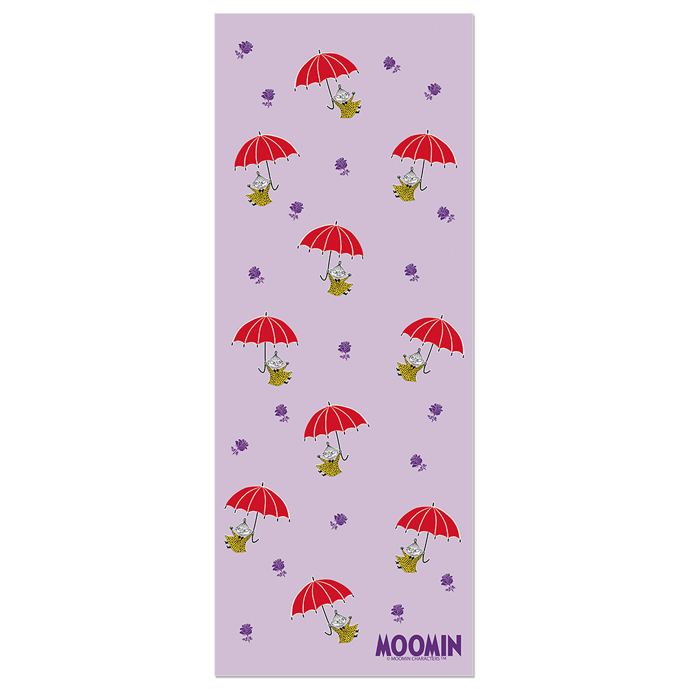 YOSHI850|Moomin嚕嚕米正版授權:彩色厚棉(雙層)紗布毛巾【02】