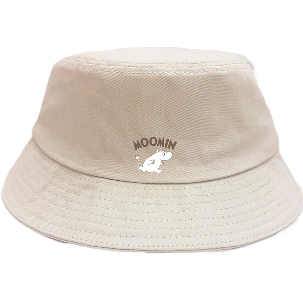YOSHI850|Moomin嚕嚕米正版授權:漁夫帽【02 象牙白】