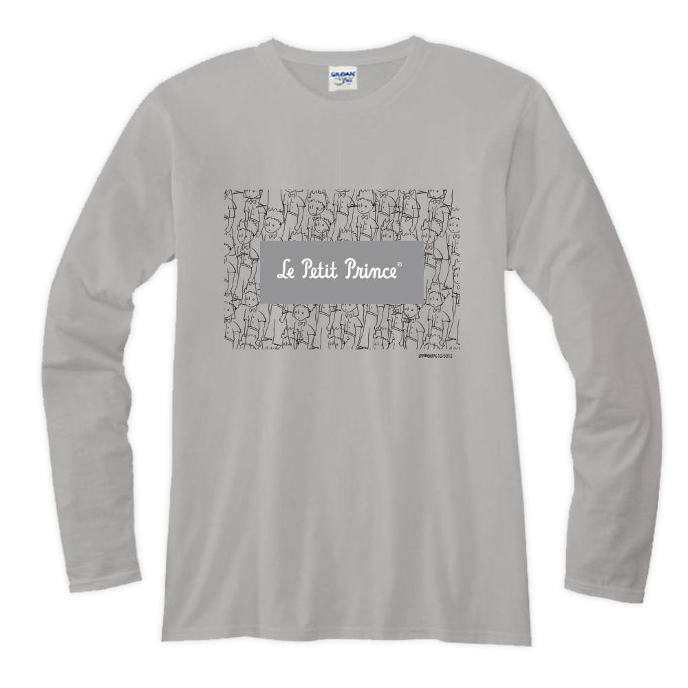 YOSHI850|小王子經典版授權【13 傻傻的小王子】長袖T-shirt (修身/中性)7種顏色