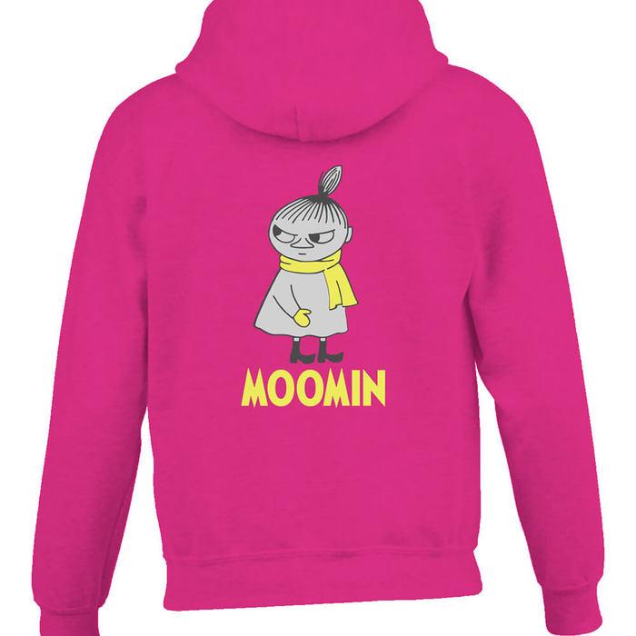 (複製)YOSHI850|Moomin嚕嚕米正版授權:連帽夾克【羅曼史】成人長袖(麻灰)