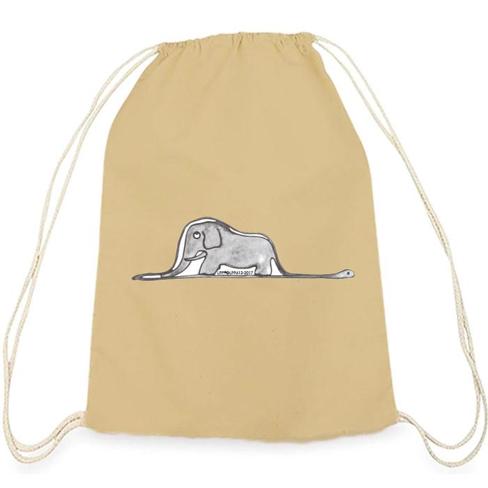 (複製)YOSHI850|小王子經典版授權系列:彩色束口後背包【溫柔的審判官】