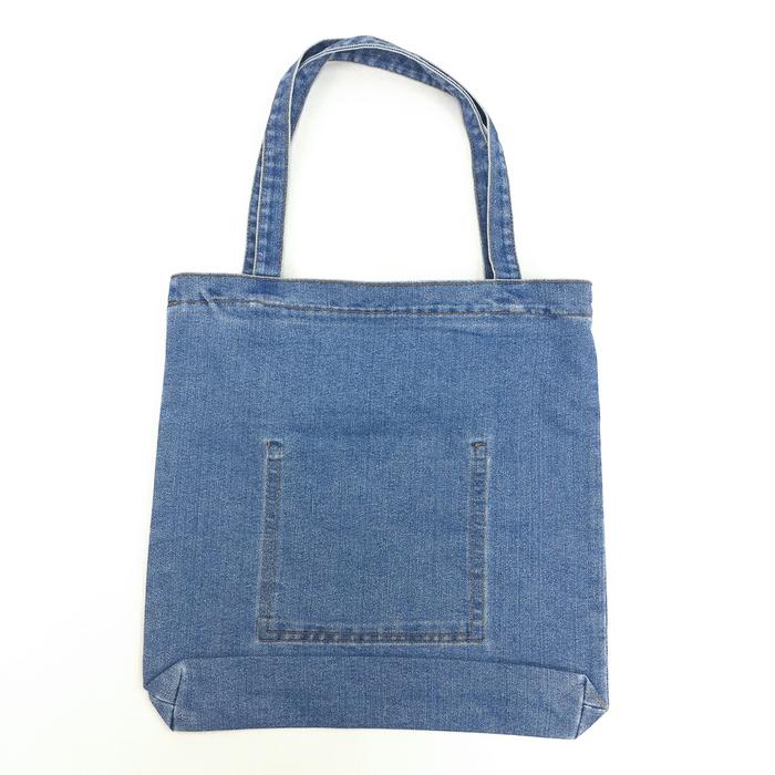 (複製)YOSHI850|小王子經典版授權:牛仔購物包【深藍】