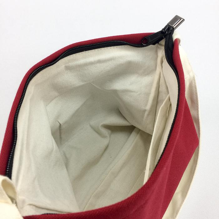 (複製)YOSHI850|嚕嚕米正版授:併色肩背包【白】