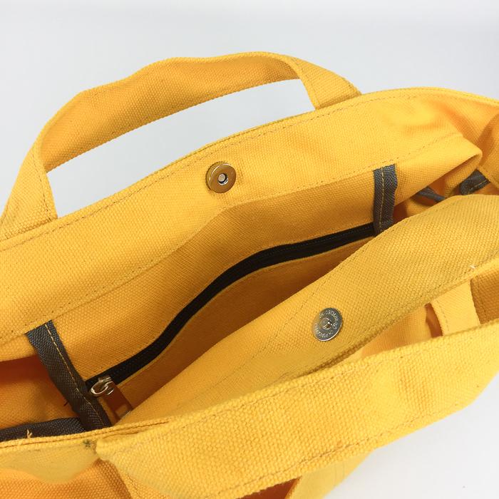 (複製)YOSHI850|嚕嚕米正版授:學院風手提肩背包【米白】