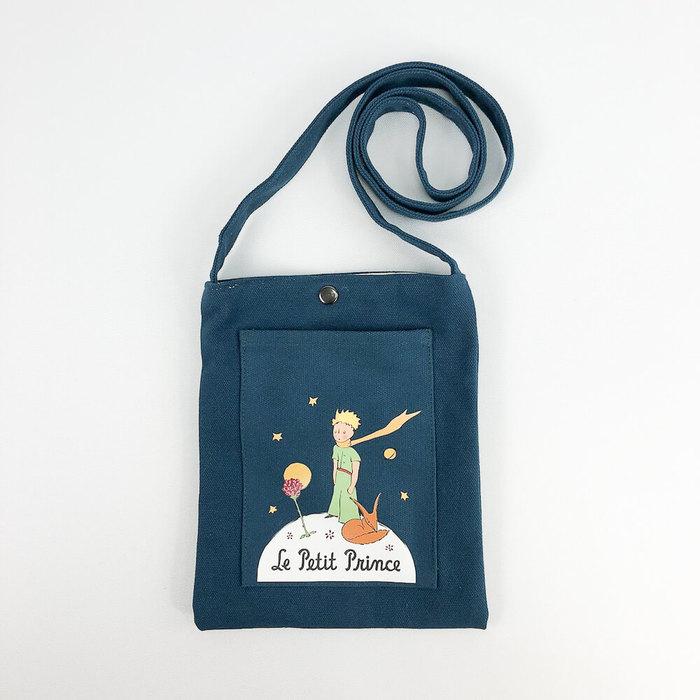 (複製)YOSHI850|小王子經典版授權:彩色手機包【05藏青】