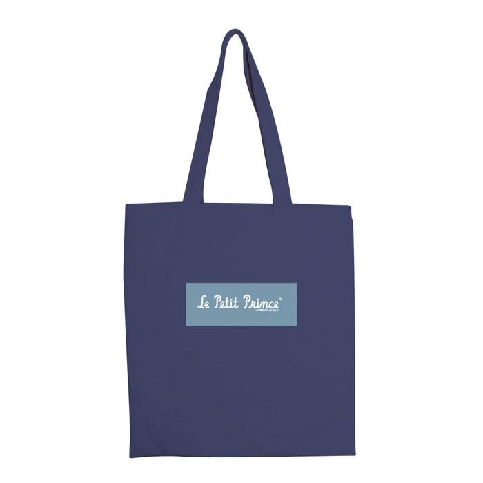(複製)(複製)YOSHI850|小王子經典版授權:彩色手提購物包【傻傻的小王子(黃)】