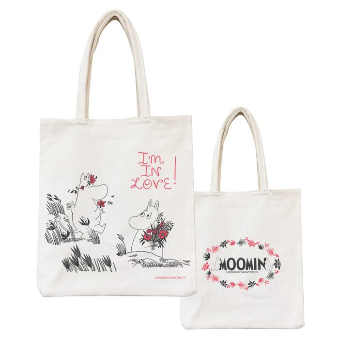 (複製)YOSHI850|Moomin嚕嚕米正版授權:野餐包【01 仲夏之夜 】