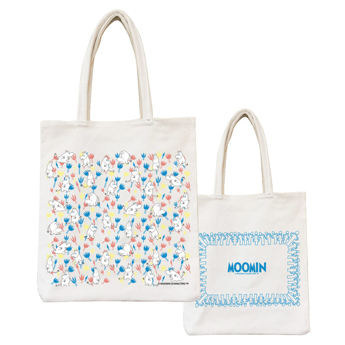 (複製)YOSHI850|Moomin嚕嚕米正版授權:野餐包【05 Happy Famiy】
