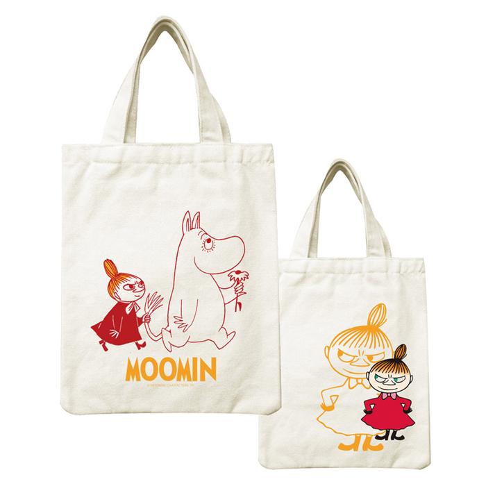 (複製)YOSHI850|Moomin嚕嚕米正版授權:野餐包【12 雨中散步】
