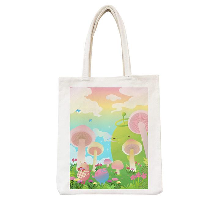 (複製)YOSHI850|新創設計師 - 沒個性星人Roo:野餐包【01 綠園冒險】
