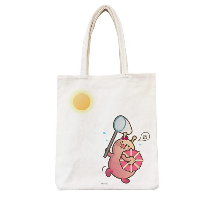 (複製)YOSHI850|新創設計師 - 沒個性星人Roo:野餐包【04 一起撐傘】