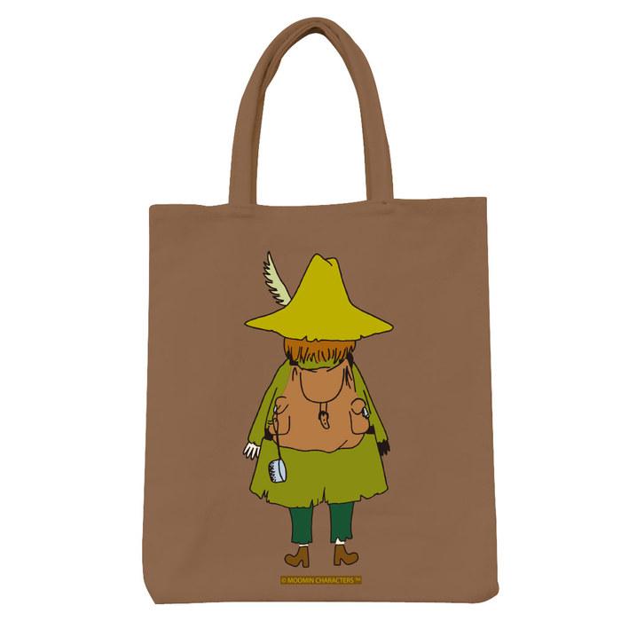 (複製)YOSHI850|Moomin嚕嚕米正版授權:彩色野餐包【02 花漾(卡其)】