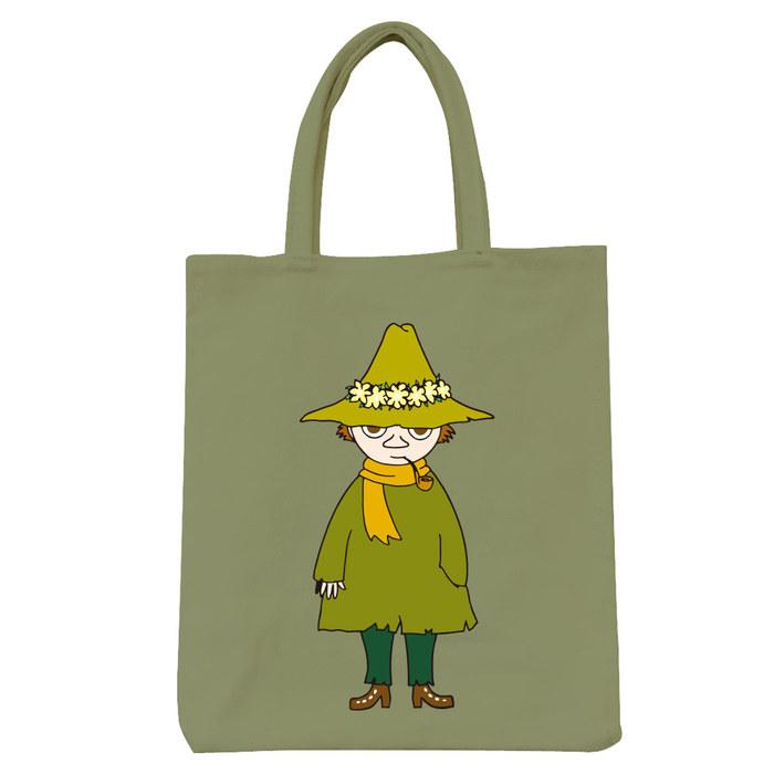 (複製)YOSHI850 Moomin嚕嚕米正版授權:彩色野餐包【03 阿金(咖啡)】