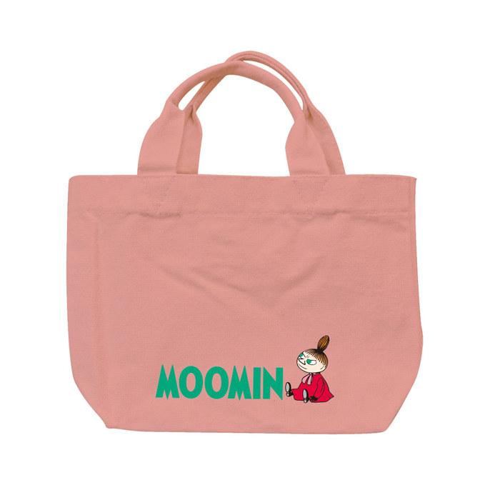 (複製)YOSHI850|Moomin嚕嚕米正版授權:彩色托特包【03 阿金(軍綠)】