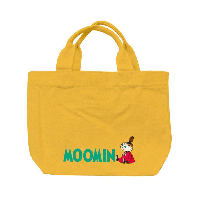 (複製)YOSHI850|Moomin嚕嚕米正版授權:彩色托特包【04 Liitle My (粉)】