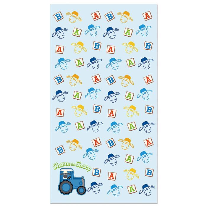 (複製)YOSHI850|笑笑羊正版授權:彩色厚棉浴巾【01】
