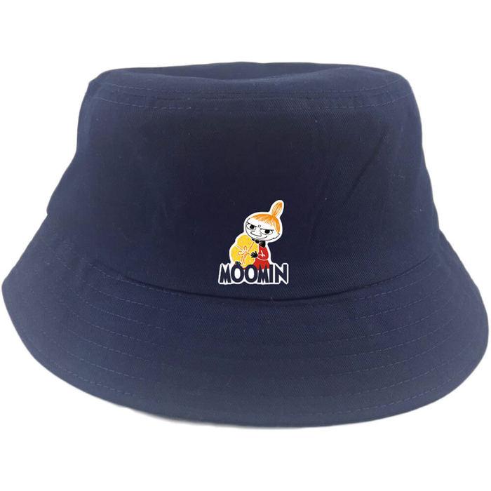 (複製)YOSHI850|Moomin嚕嚕米正版授權:漁夫帽【03 粉紅】