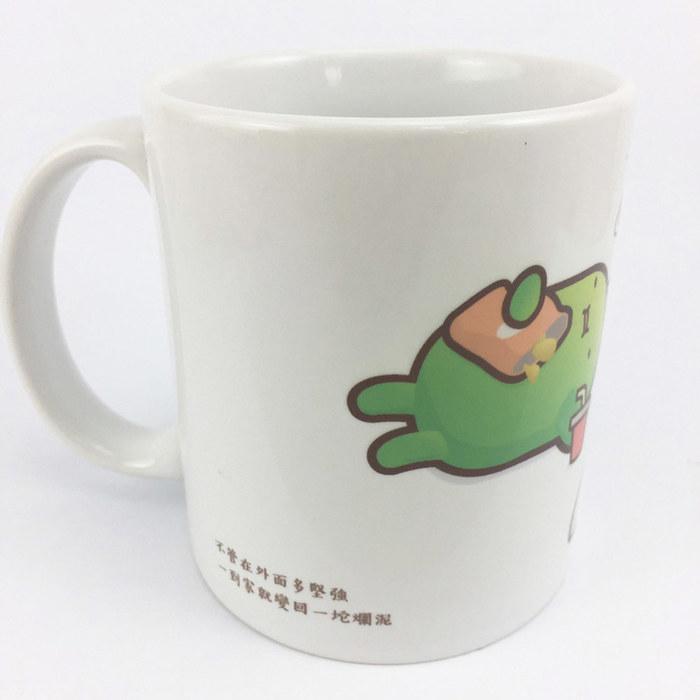 (複製)YOSHI850|新創設計師 - 沒個性星人Roo:馬克杯【01白開水】