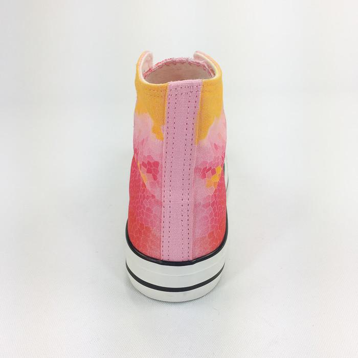 (複製)YOSHI850|新創設計師850 Collections:帆布鞋【01 綠鞋淺綠帶】