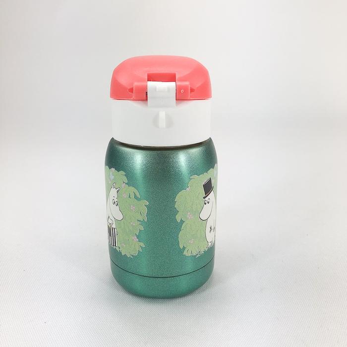(複製)YOSHI850|Moomin嚕嚕米正版授權:亮彩迷你保溫瓶(180ml)【02 紫】