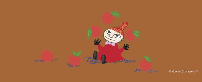 (複製)YOSHI850 Moomin嚕嚕米正版授權:大容量不鏽鋼保溫瓶(650ml)【02 粉紅】