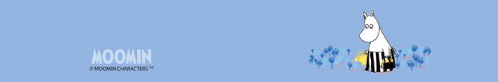 YOSHI850|Moomin嚕嚕米正版授權:粉彩迷你保溫瓶(270ml)【04 藍】