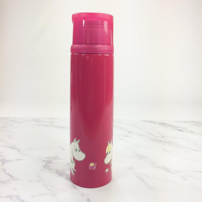 (複製)YOSHI850|Moomin嚕嚕米正版授權:杯蓋保溫瓶(小-350ml)【01 白】