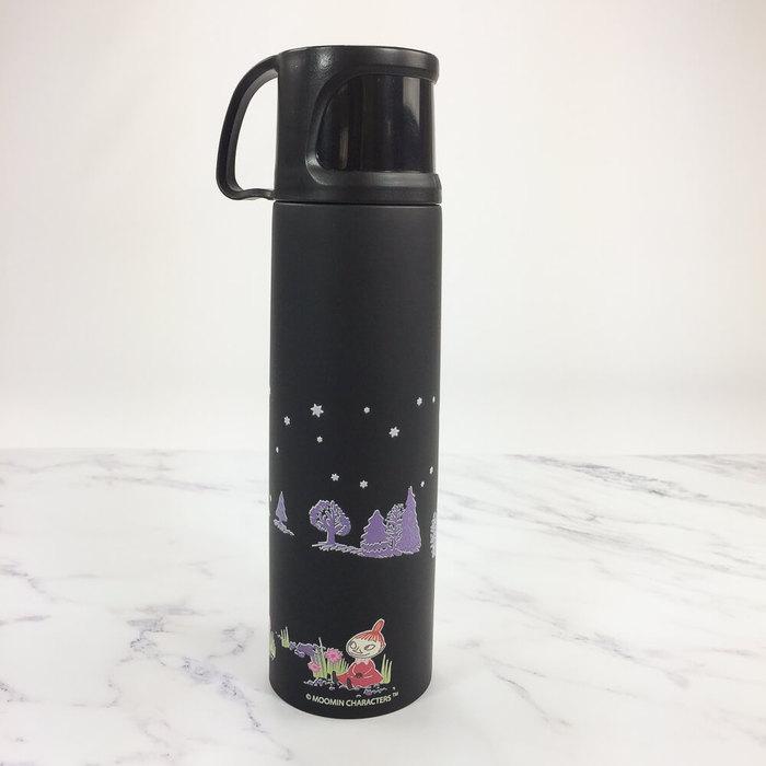 (複製)YOSHI850|Moomin嚕嚕米正版授權:杯蓋保溫瓶(小-350ml)【03 粉紅】