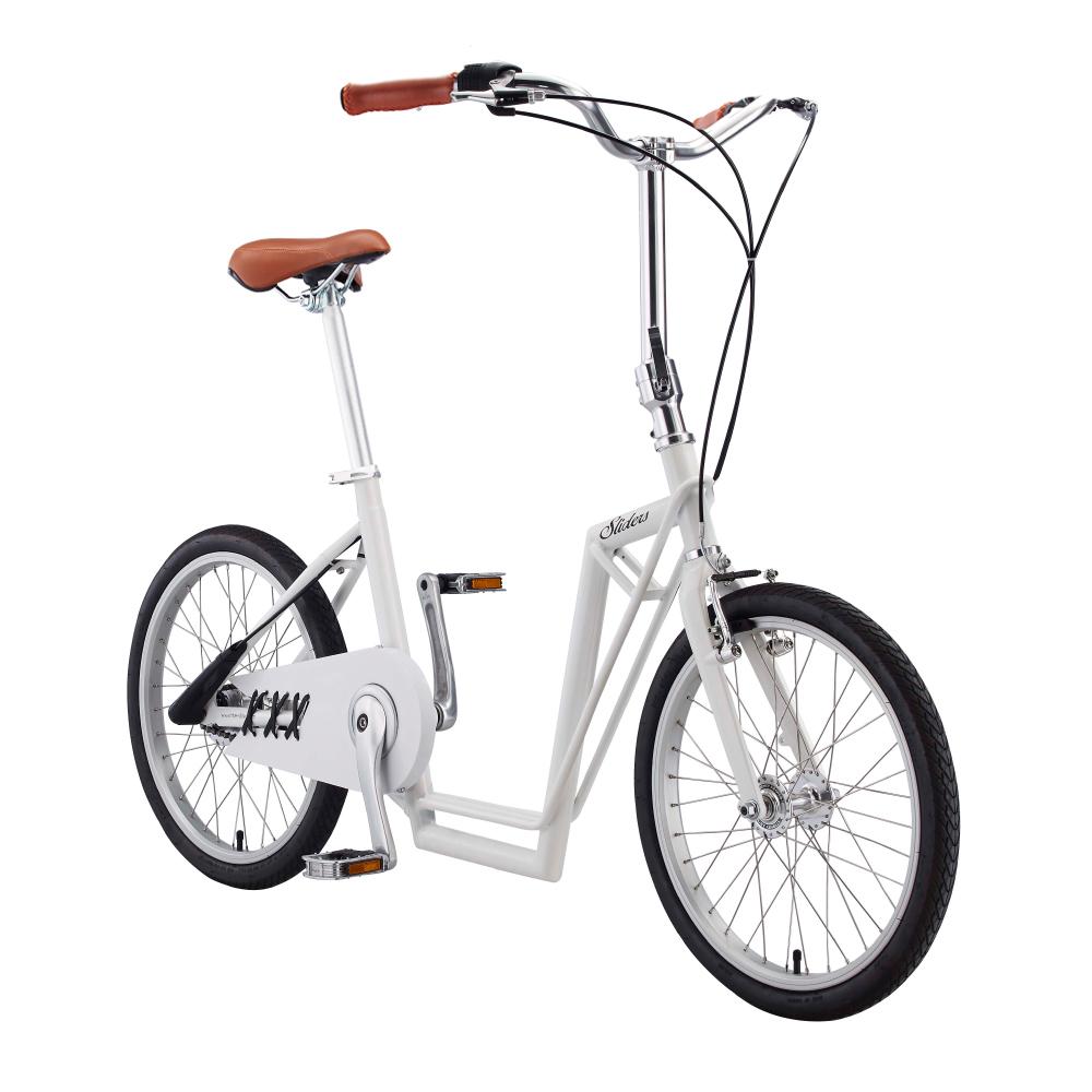 Sliders | 城市自行車Avenue Lite 滑板小徑車(白色)送工具組