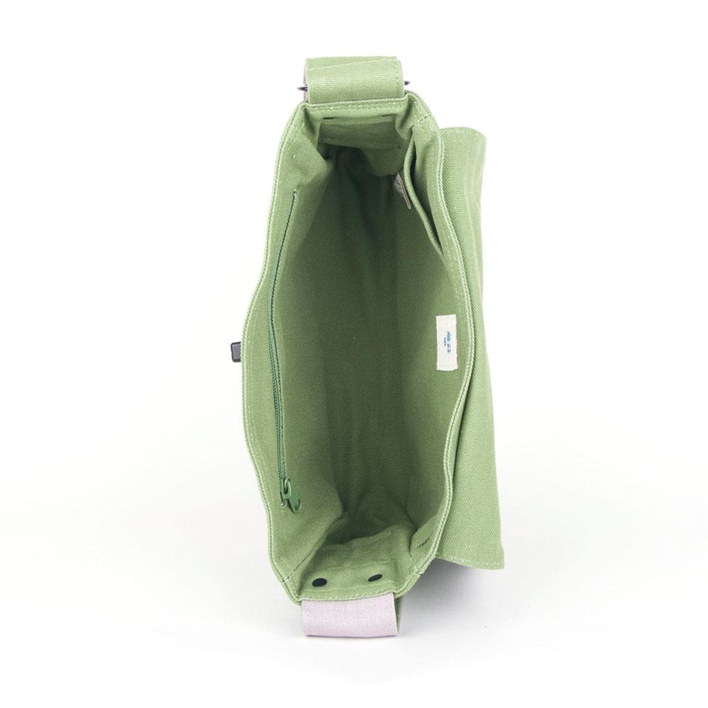 蘑菇Mogu|May 側背包(抹茶綠)