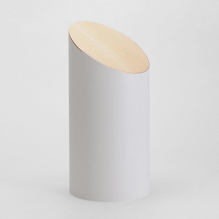 (複製)MOHEIM|SWING BIN 墨綠 楓木 垃圾桶