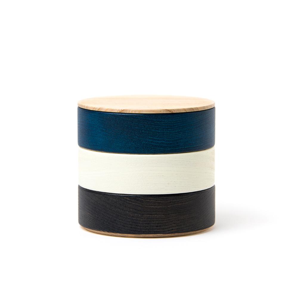 畑漆器店 HATASHIKKITEN|木製食器/容器 BORDER 002B