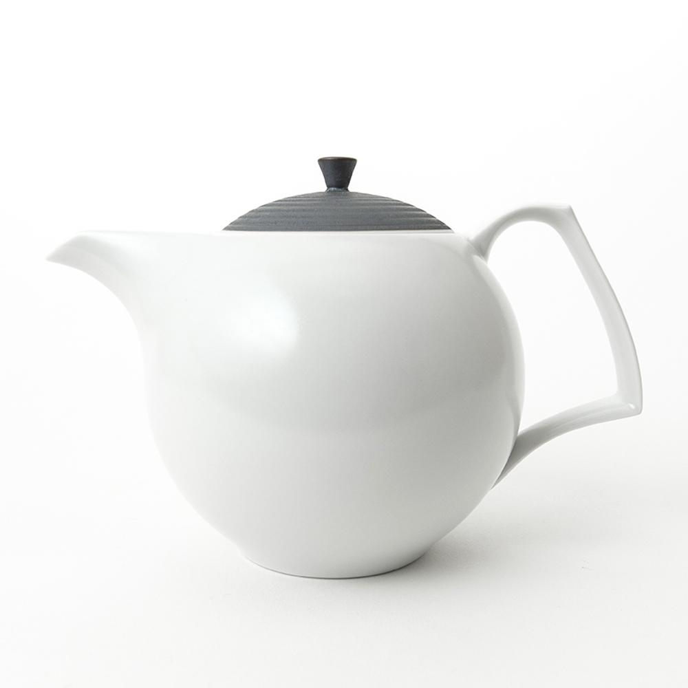 KIHARA|茶壺-錆線紋