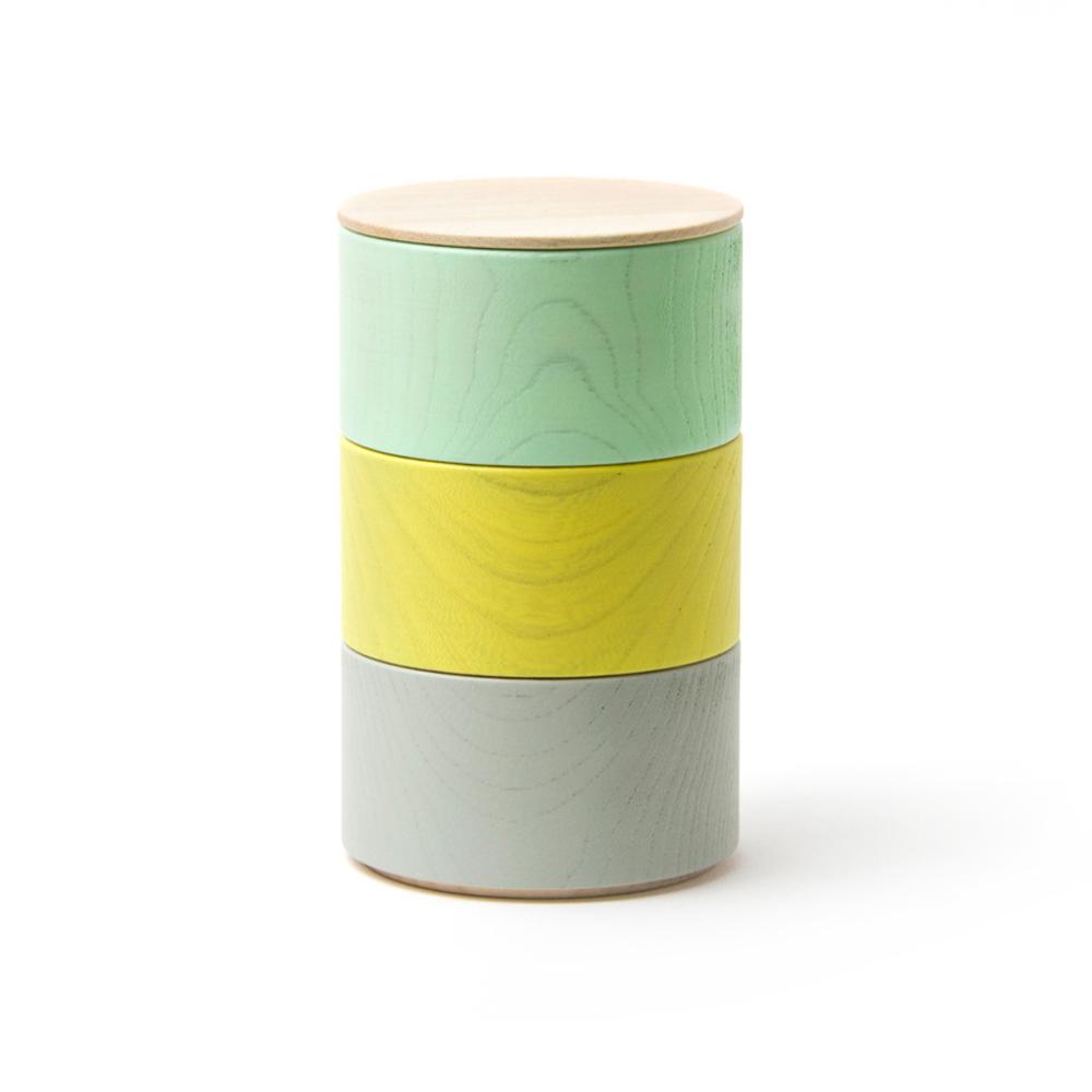 畑漆器店 HATASHIKKITEN|木製食器/容器 BORDER 003A