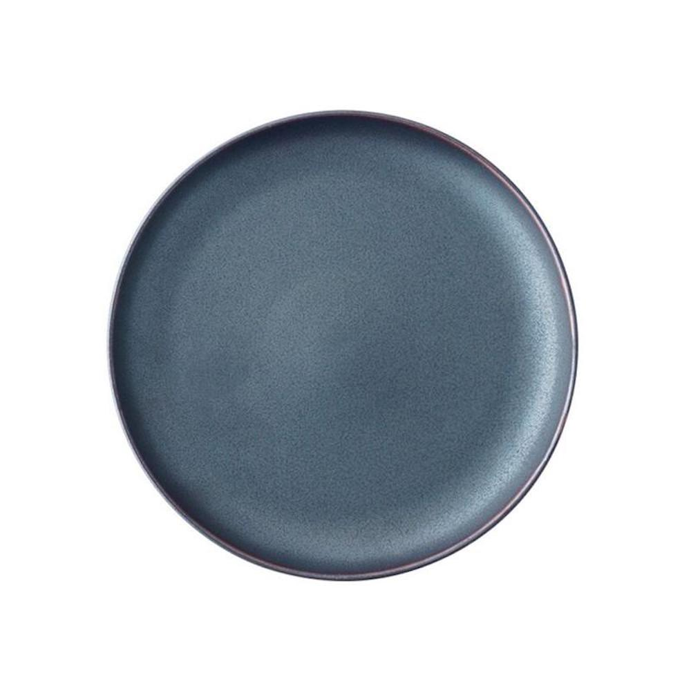 KIHARA|EN餐盤 黑 L