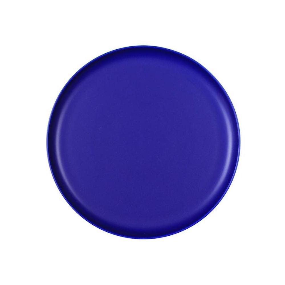 KIHARA|EN餐盤 藍 L