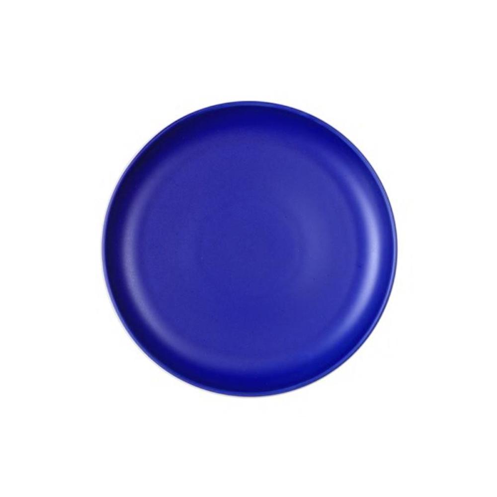 KIHARA|EN餐盤 藍 M
