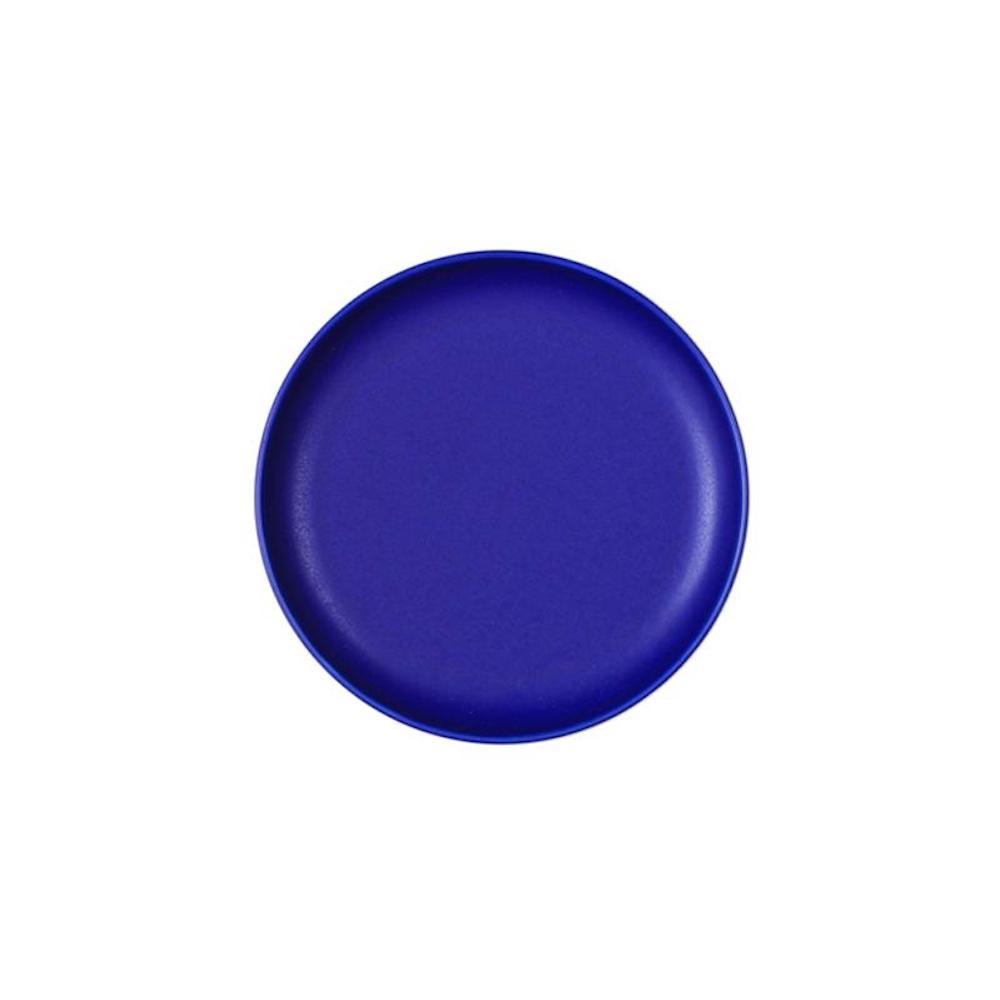KIHARA|EN餐盤 藍 S
