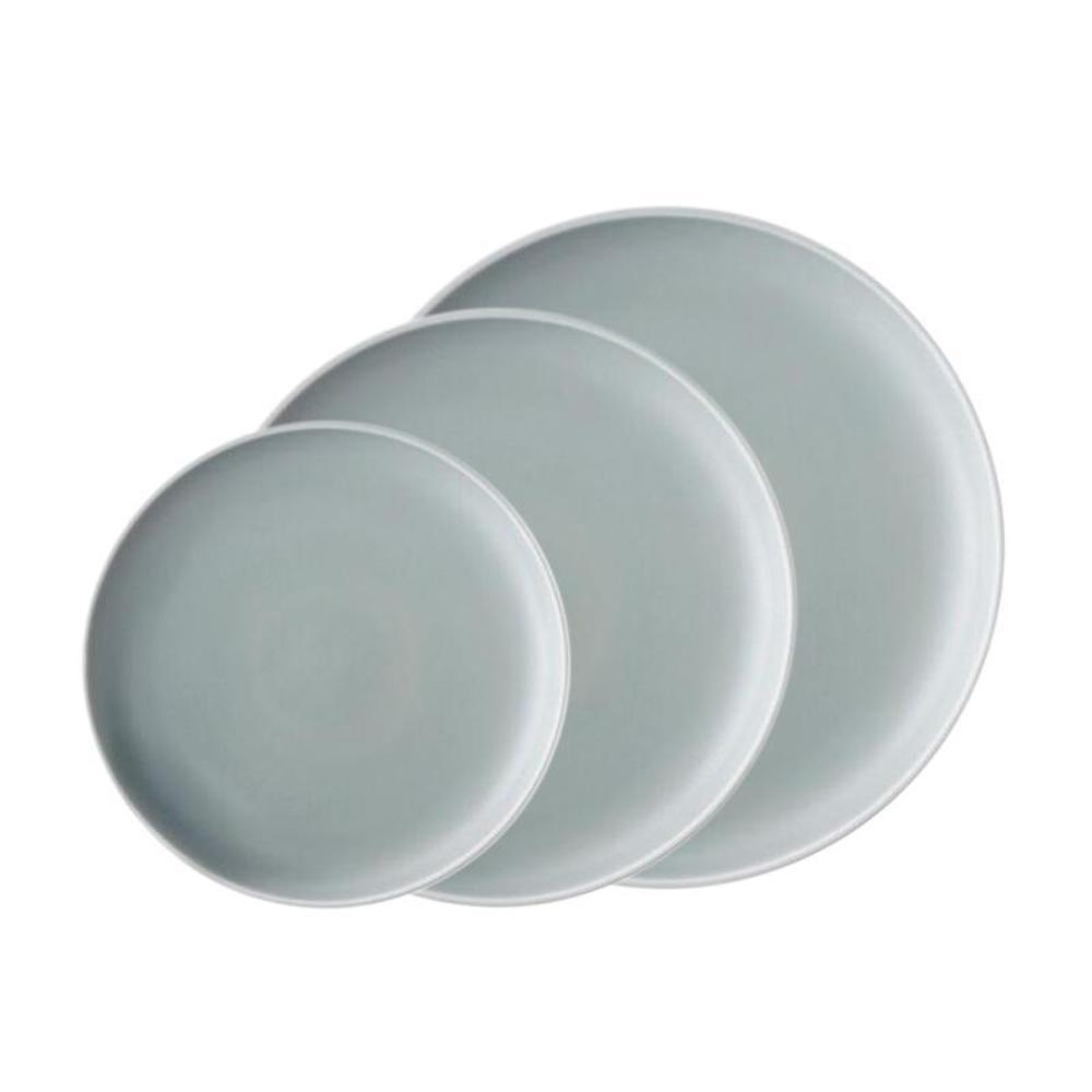 KIHARA|EN 餐盤 灰色組