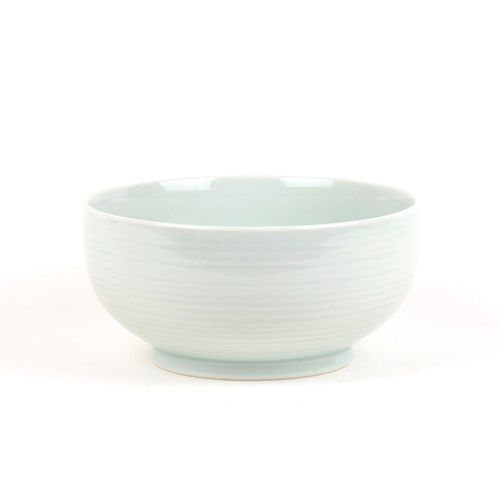 KIHARA|白晨釉 瓷餐碗 L
