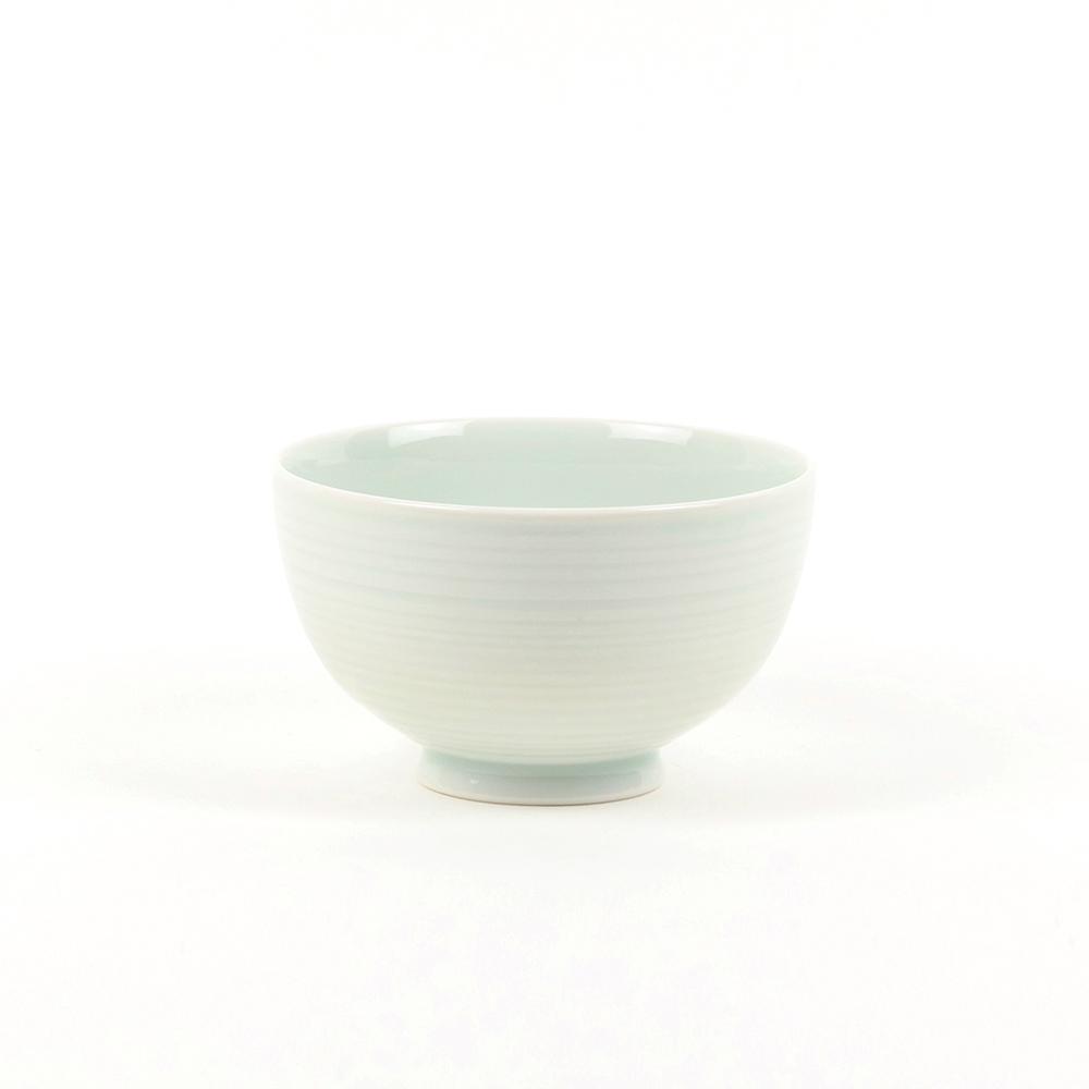 KIHARA 白晨釉 瓷餐碗 S