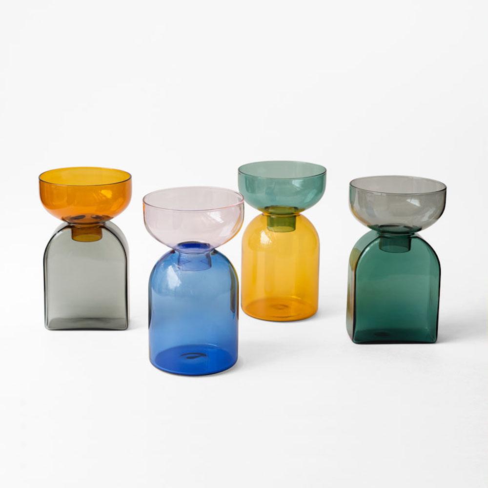 Amabro|雙層花瓶 / 四色可選