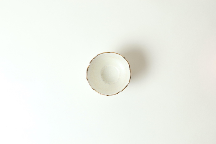 (複製)KIHARA 赤結晶釉 取皿