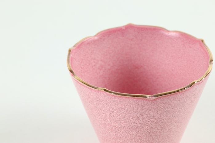 (複製)KIHARA|白結晶釉 寬口杯